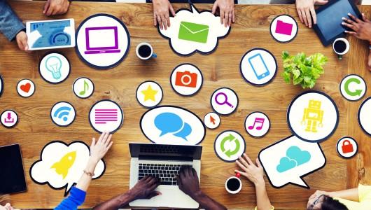Communiquer sur le web