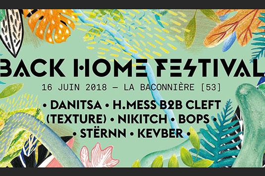 Back Home Festival